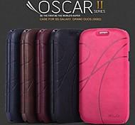 promotion yu trois étuis en cuir série de téléphone pour Samsung Galaxy i9080 grande / i9082 (couleurs assorties)