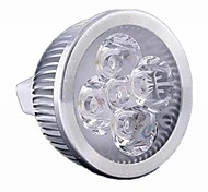 GU5.3 5 W 5 High Power LED 550 LM Warm White/Cool White MR16 Dimmable Spot Lights AC 24/DC 24 V