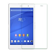 High Clear Screen Protector for Xperia Z3 Tablet Compact 8 Inch Tablet Protective Film