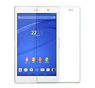 hoge duidelijke screen protector voor Xperia z3 tablet compacte 8 inch tablet beschermfolie
