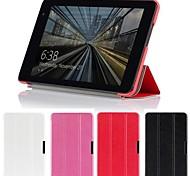 inteligente cubierta de la caja de ultra slim stand de cuero para Dell Venue Pro 8 tableta
