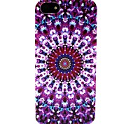 Sparkle Ball  Pattern TPU Soft Back Cover for iPhone 5/5S