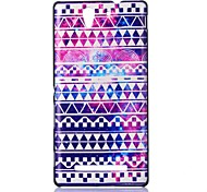 National Flavor Pattern PC Hard Case for Sony C3