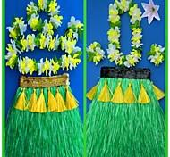 havaí dança saia + bras