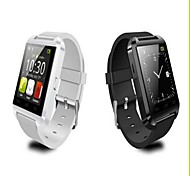 U8 Wearable Smartwatch,Camera Message Media Control/Hands-Free Calls for Android/iOS Smartphone (Assorted Colors)