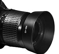 parasol-std hb45 sidande para Nikon D5100 D3200 D3100 / 5200 18-55mm len