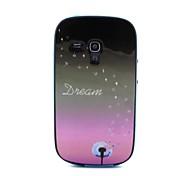 soñar patrón de cubierta de la caja para mini i8190 samsung galaxy s3