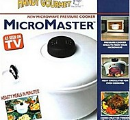 MicroMaster Microwave Pressure Cooker ABS 50×44×65 CM((20.0×17.3×25.6 INCH)