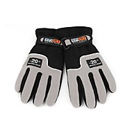 Full-finger Gloves / Winter Gloves Men's Keep Warm Ski & Snowboard / Cycling/Bike Black Wool
