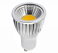 GU10 1 COB 330 LM Warm White / Cool White LED Spotlight AC 85-265 V
