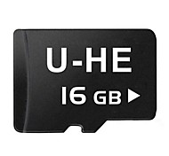 UHE 16GB Class 10 Micro SD TF Memory Card