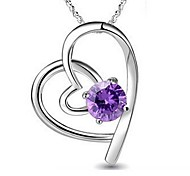 925 Sterling Silver Your Heart Pendant