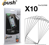 High Transparency HD LCD Screen Protector for LG F60 (10 Pieces)
