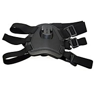 l'action caméra chien sangles du harnais de montage chiens / titulaire& chats d'élasticité confortable, pour hero1 gopro