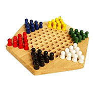Wood Crafts Chinese Checkers Games