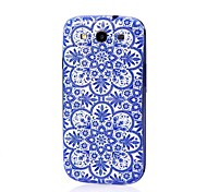 Aztec Pattern Thin Hard Case Cover for Samsung Galaxy S3 I9300