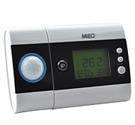 Mieo Electronic Thermometer, LCD Digital Display(0℃~50℃) Accuracy of Measurement(≤±1℃)