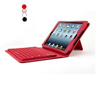"7.9""PU Leather Case Bluetooth Keyboard with Stand Holder for iPad mini 1/2/3(Assorted Colors)"