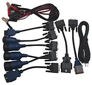 Full Set Cables for NEXIQ125032/ XTruck USB Link