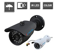 YanSe® IR Color CCTV Camera Waterproof Vision Security Outdoor Cameras 24-LED 1000TVL F276CF