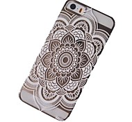 Doopootoo™ Henna Full Mandala Floral Dream Catcher Painted Pattern Plastic Back Hard Case Cover For iPhone 6 Plus 5.5""