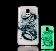 Ram Pattern Glow in the Dark Hard Case for Samsung Galaxy S5 I9600