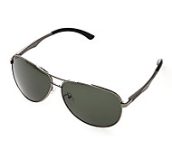 100% UV400 flyer Nickel Alloy Retro Driving Sunglasses