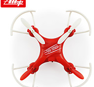 Attop YD-828 2.4G 4CH Remote Control Nano Quadcopter with 6-axis Gyro 360°Unlimited Eversion