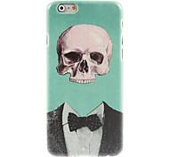crânio fresco em caso difícil concepção terno para iphone 6