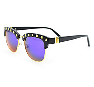 Anti-Fog Browline PC Fashion Sunglasses