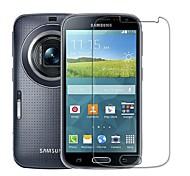 lcd Ultra HD claro protetor de tela guarda cobertura filme com pano de limpeza para samsung galaxy k zoom s5 zoom c1116 c1158