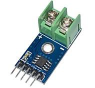 max6675 tipo k módulo sensor de temperatura termopar para arduino