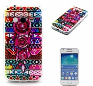 Hipster Pink Dreamcatcher Neon Andes Aztec Pattern Ultra-Thin Case for Samsuang Galaxy ACE NXT G313H