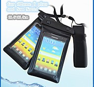 PVC Waterproof Case 15M Underwater Phone Bag Pouch Dry with Arm Band for iPhone 4/4S/5/5S/5C/6/6 Plus and Others