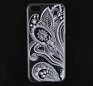 National Wind Painting Design Pattern Hard Cover Case for iPhone 5C