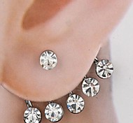 Beautiful Alloy Stud Earrings