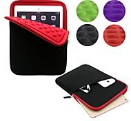 lacdo® 10.1 pollici cassa del manicotto shockproof confezione protettiva con tasca laterale per aria apple ipad 2 / ipad 4/3/2