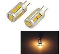 carking ™ g4-5630-10smd LED-Innenbeleuchtung-Lampe - warmweiß