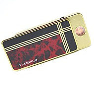 Personalized Red Classic  USB Electronic Lighter