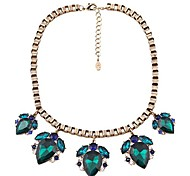 Women's New Droplets Necklace