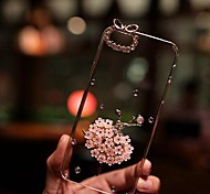 LADY The Ballet Girl  with Diamond Frame for iPhone 6 Plus