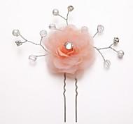 Lovely Handmade Imitation Pearls Headwear