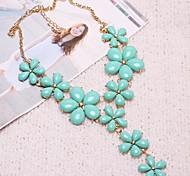 Women's New Camellia Necklace