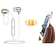 Sporty Bluetooth V4.0 In-Ear Stereo Headset for iPhone6/6 Plus/5/5S Samsung S4/5 HTC and Cell Phone (Assorted Colors)