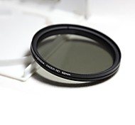 Lightdow 62MM Slim ND Filters Fader Variable Adjustable ND2 to ND400 ND Neutral Density Filter Optical Glass