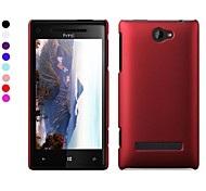 Pajiatu Hard Mobile Phone Back Cover Case Shell for HTC 8S A620e  (Assorted Colors)