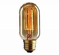 industria incandescente 400lm cálida retro estilo e27 40w blanco linterna (220v-240v)