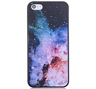 Lureme® Fashion Outer Space Printing Back Case for iPhone 4/4S