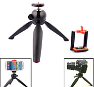 YUNTENG High Quality Mini Tripod Mouont w/Clip for Digital Camera & GoPro Camera &iPhone&Cell phone