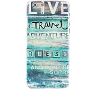 Live Travel Design Hard Case for iPhone 6